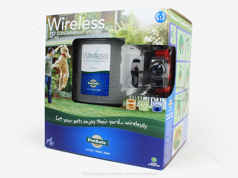 BEST-SELLER: Petsafe Instant Fence Wireless Pet Containment System